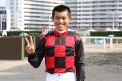 210111新成人・古岡勇樹騎手