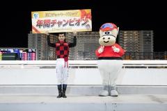 210111新成人・古岡勇樹騎手2