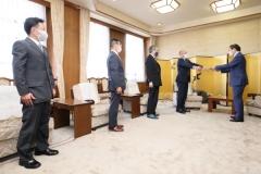 県知事表彰2