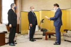 県知事表彰1