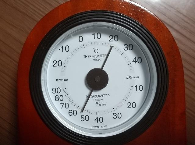 室温1H後1003