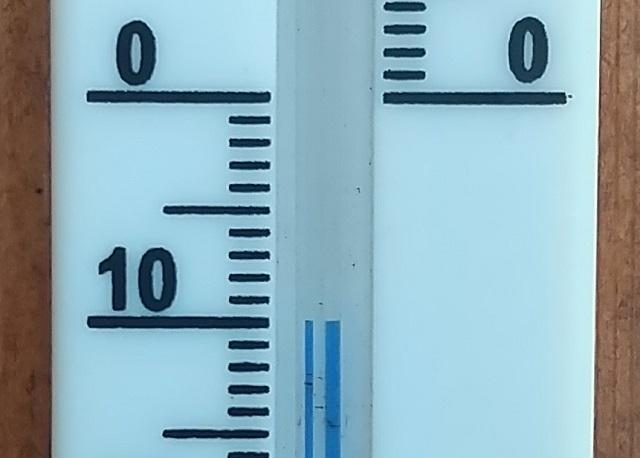 1月9日気温0207