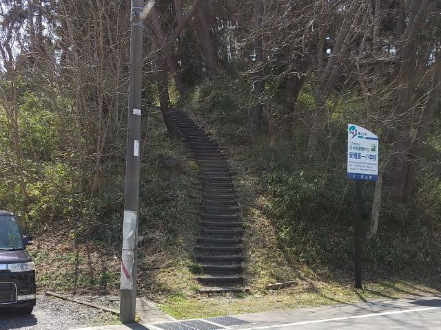 成山城址0326