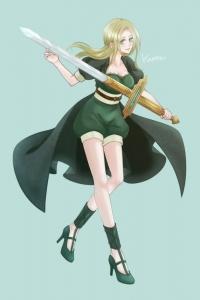 2020-女剣士