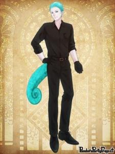 『Pandora Party Project』納品物13-全身図