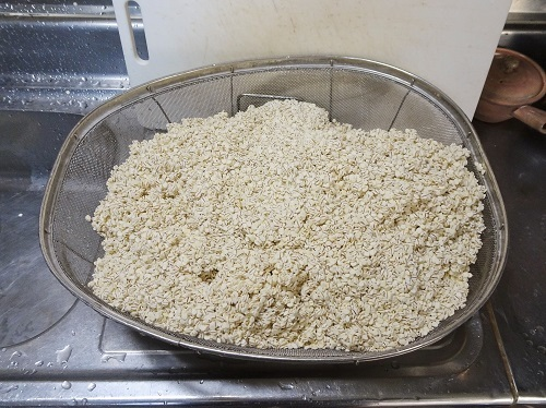 20210322米麹の仕込み 002
