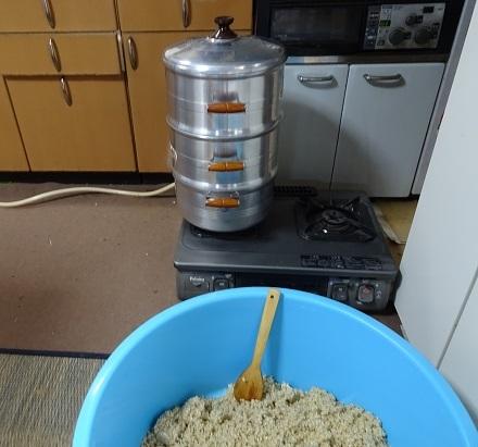 20210322米麹の仕込み 003
