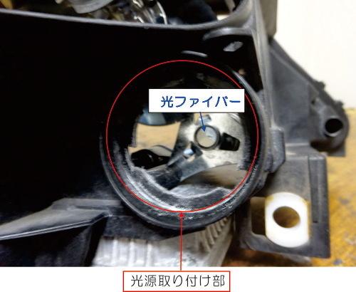 BMWのイカリング構造1