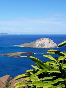 Rabit Island from Makapuu Trecking