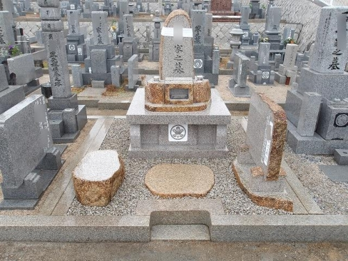 カロート自然墓