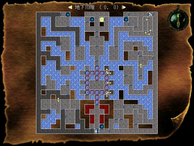クロニクル 地下10階