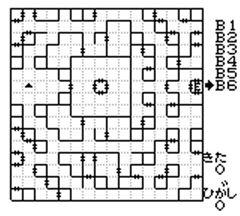外伝3 南の洞窟地下6階