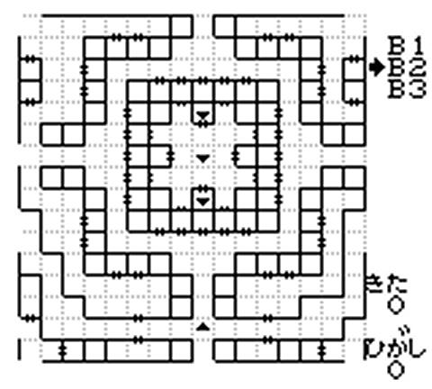外伝3 ドラゴンの洞窟地下2階