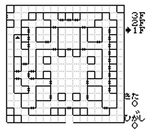外伝3 寺院1階