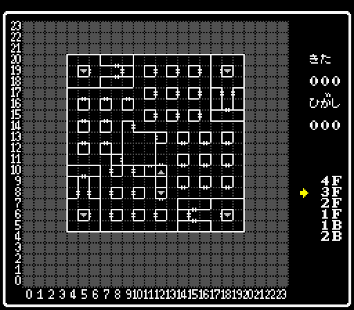 外伝4 不動の塔3階