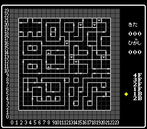 外伝4 不動の塔地下1階