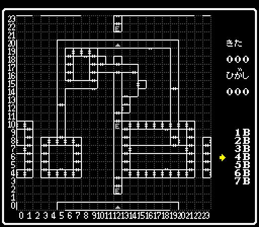 外伝4 古の洞窟地下4階