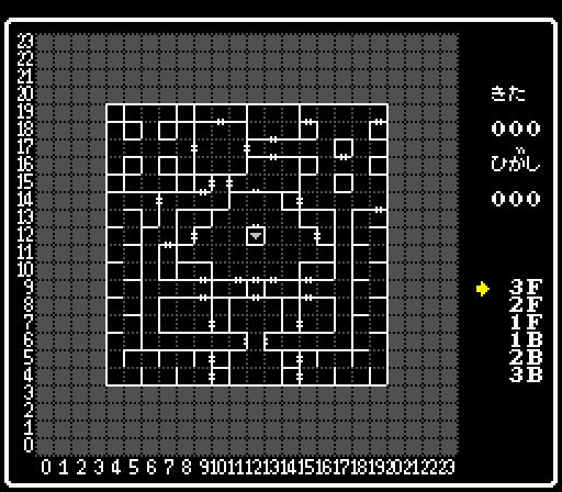 外伝4 幻術の塔3階