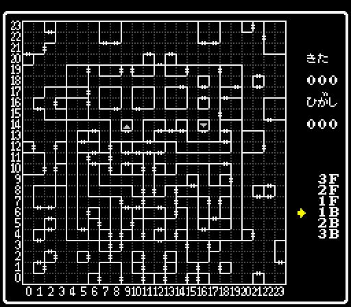 外伝4 死霊の塔地下1階