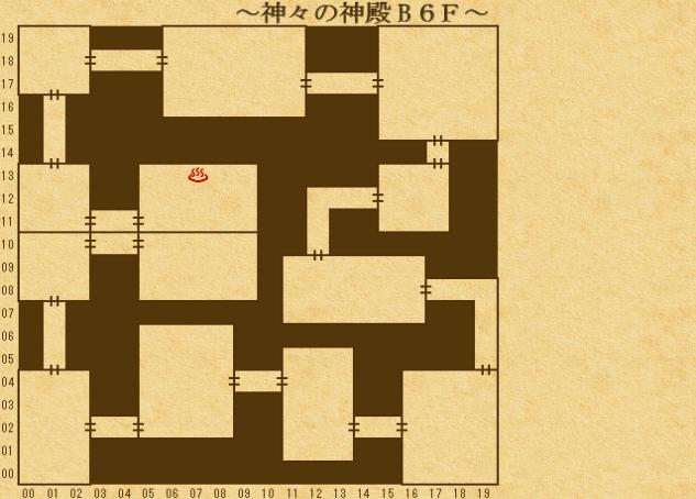 エンパイア2_ 神々の神殿地下6階