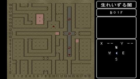 エンパイア3 生まれいずる闇地下1階