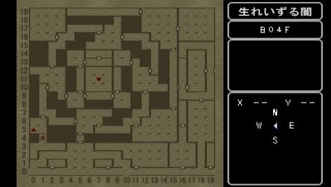 エンパイア3 生まれいずる闇地下4階