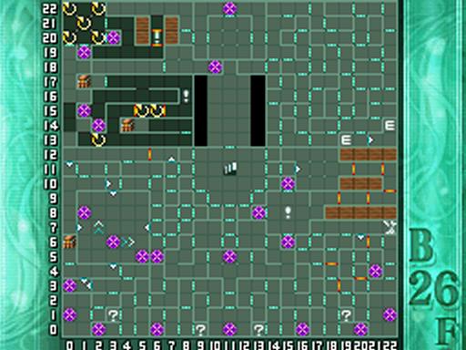 生命の楔 地下26階