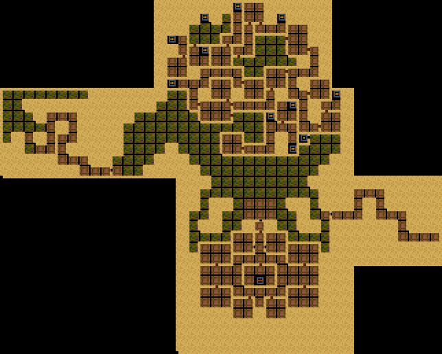 #7 12 Rattkin Ruins 1F
