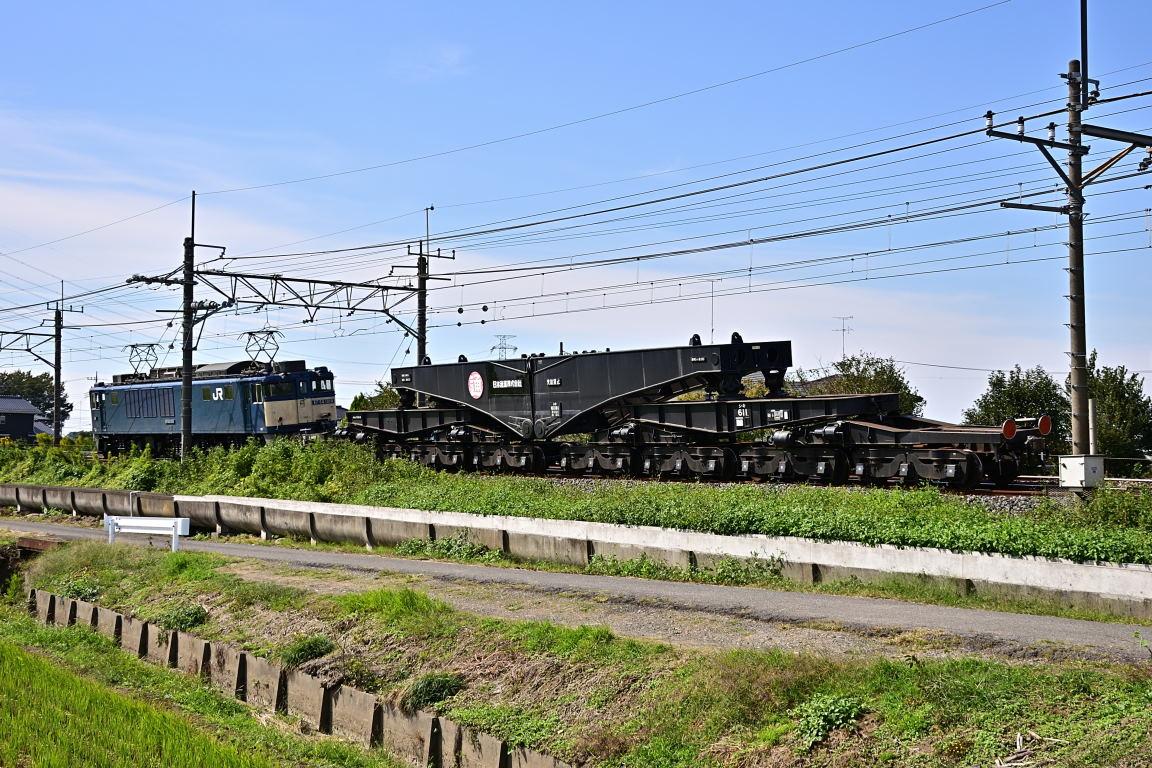 2012.10.13 1113_38(1) 栗橋~東鷲宮 EF64 1019+シキ611