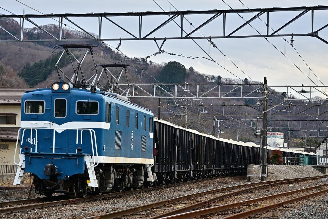 2020.12.12_1344_51 長瀞 秩父鉄道 デキ501