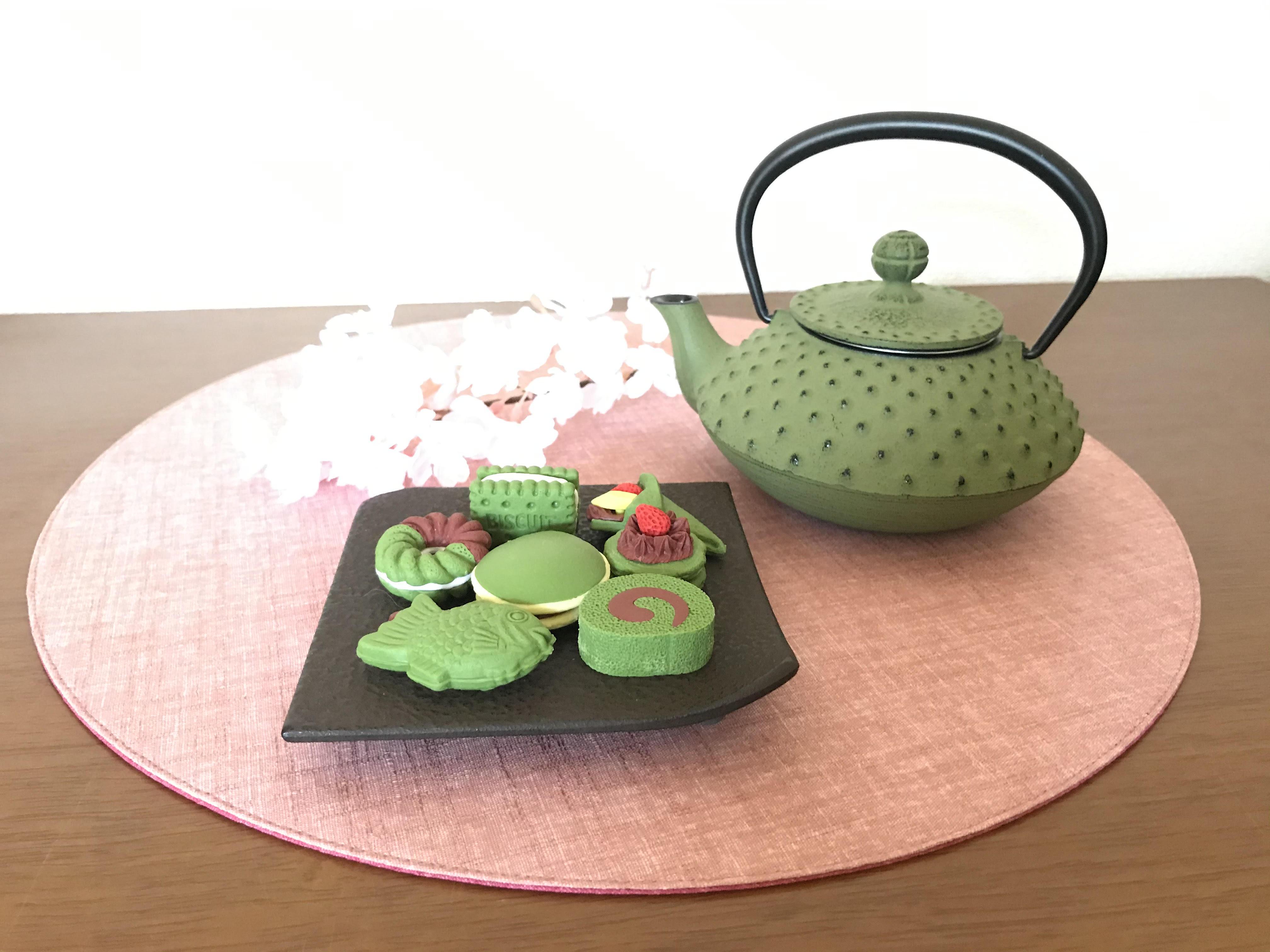 スペシャル抹茶