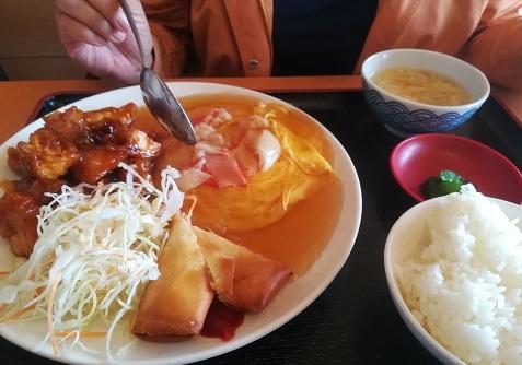 8 台湾料理店の料理