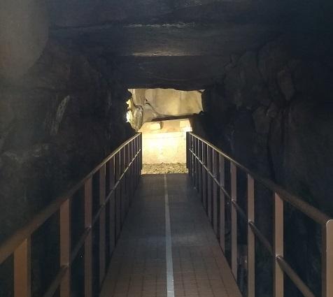 7 藤ノ木古墳の石棺