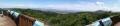 5 パノラマ写真 東:奈良側 大