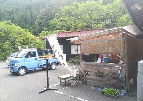 27 国道168号線沿いの豆腐屋さん