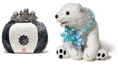 ピクトカールとペンギン