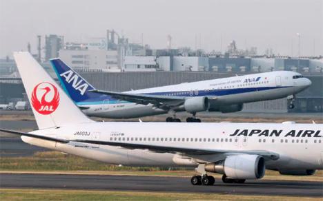 ANAとJALは、国内線の追加減便を発表!