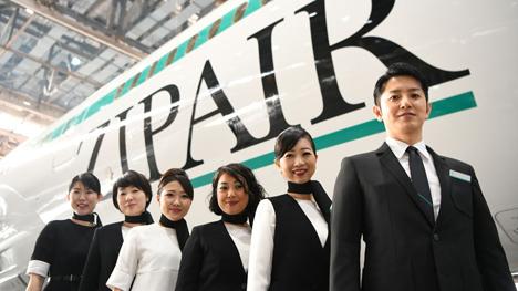 日系LCCが遂に東京(成田)~ホノルル線開設を発表!JAL系列のZIPAIR Tokyo!