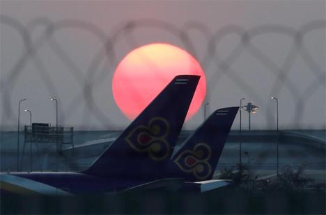 タイ国際航空は、救済計画を撤回し会社更生手続申請破へ!