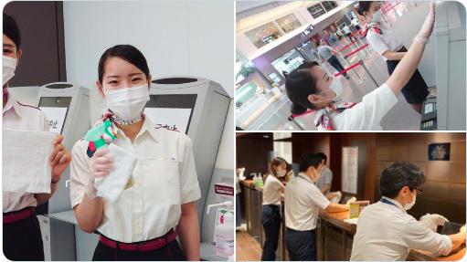 JALは、羽田空港第1ターミナル北ウイングの営業を再開!