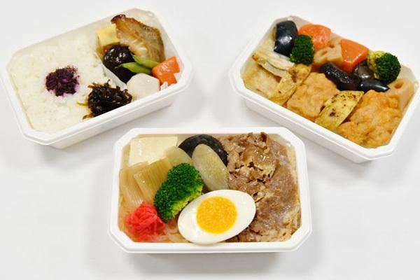 ANAは、2月3日から機内食通販の販売を再開、ハンバーグや牛すき焼き丼など!