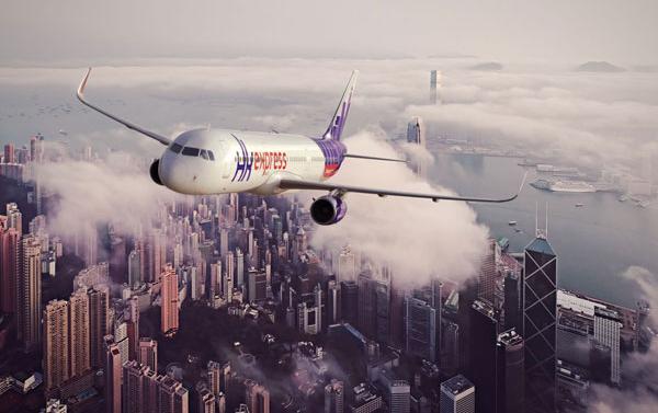 香港エクスプレス航空は、日本路線が対象のセールを開催、片道288香港ドル~!