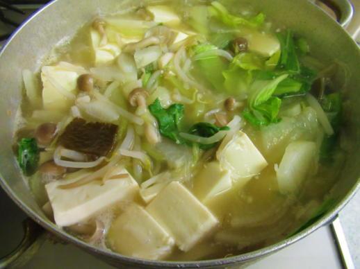 223  スープ完成(1)