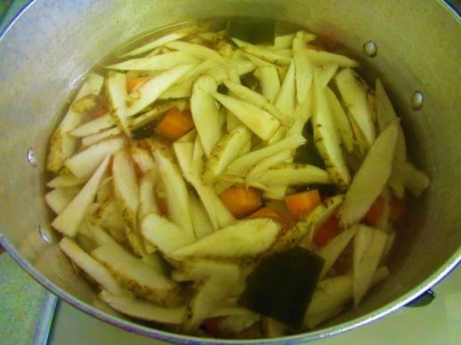 231  牛蒡煮(1)