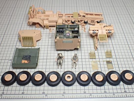 M1070重装備運搬車