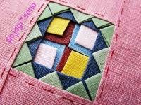 モシのコースター 折り紙