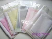 5種類のシルクのチョガッポ キット