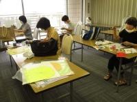 広島 ポジャギ教室 中国新聞