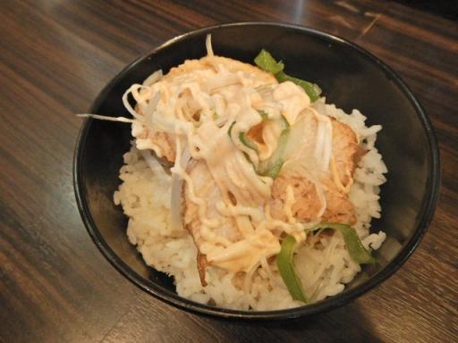豚バラチャーシュー丼