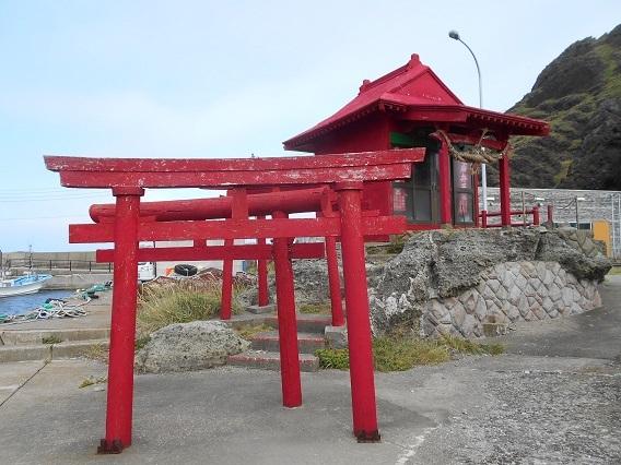 DSCN9263半島最北端の神社 - コピー